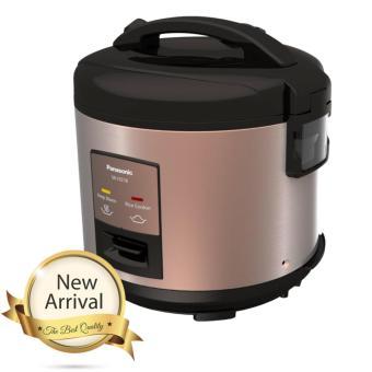 Panasonic Rice Cooker 1.8 Liter Rose Gold / Penanak Nasi / Magic Com / Magic Jar – SRCEZ18DBSR