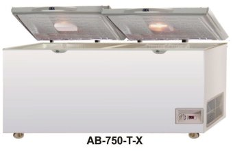 Gea - Freezer Box - AB 750 TX- Putih -Khusus JADETABEK