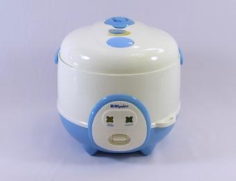 Miyako 3 in 1 Rice Cooker 0.6 Liter MCM-606