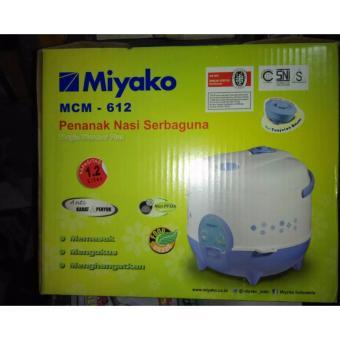 rice cooker Miyako MCM 612