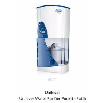 harga Pure it - Penyaring Air Minum Unilever 9 liter - Putih Lazada.co.id
