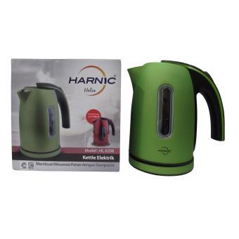 Heles / Harnic Pemanas Air Listrik / Teko Listrik / Electric Water Kettle 1,2L