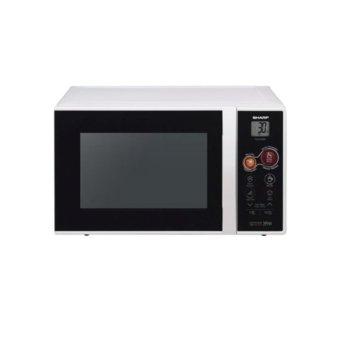 Sharp Microwave Standard - R-21A1W - Putih - Khusus Jabodetabek