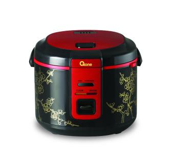 Oxone Ruby Rice Cooker & Porridge OX-822P - Hitam