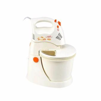 Maspion MT-1180 Stand Mixer - Cream