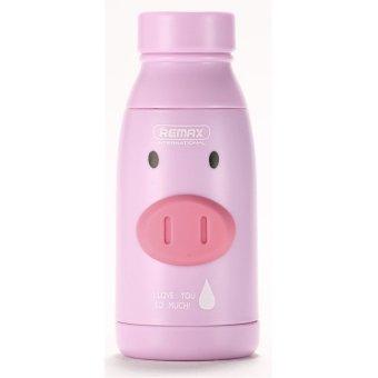 Remax Portable Cute Mini Fan F4 - Pink