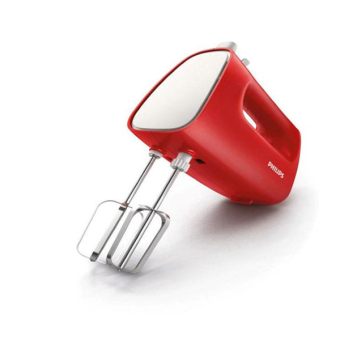Philips Hand Mixer HR1552/10 - Merah