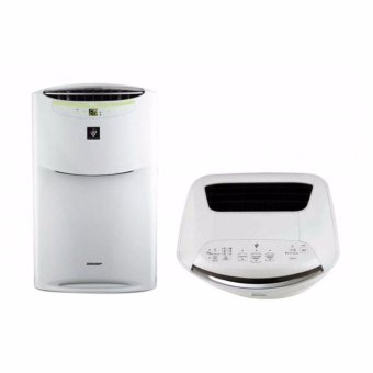 Sharp - KI-A60Y-W Putih Air Purifier - Putih