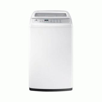 Samsung Mesin Cuci 1 Tabung Top Loading WA80H4000SW - 8 Kg - Putih - Khusus Jabodetabek