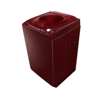 Polytron Mesin Cuci Top Loading 8.5 KG - PAW8512M - Merah