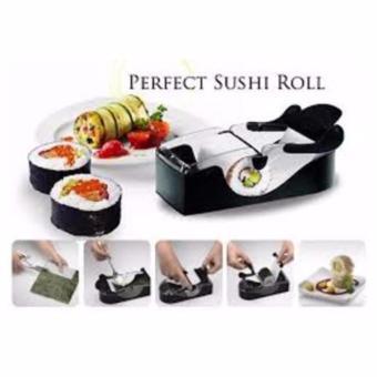 Perfect Roll Rol Sushi Maker Pembuat Penggulung Alat Dapur Japanese Style Homemade