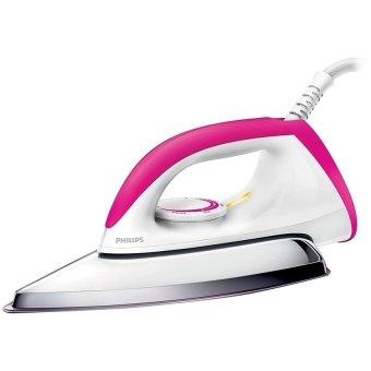 Philips Setrika HD1173/40 - Pink - Gratis Pengiriman Bali, Surabaya, Mojokerto, Kediri, Madiun, Jogja, Denpasar