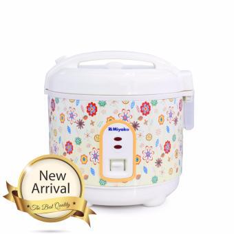 32 MIYAKO Rice Cooker 3 in 1 Magic Com Warmer Plus 0,63 Liter MCM-609