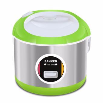 Sanken - Rice Cooker 2 Lt SJ 3050 - Hijau