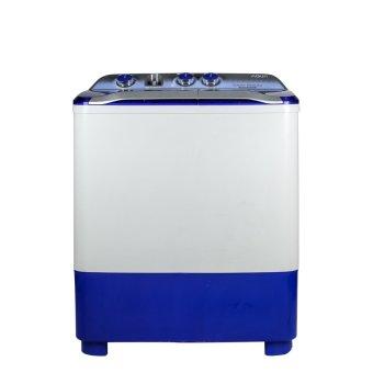 Aqua Mesin Cuci 2 Tabung QW-880XT - Gratis Pengiriman Jabodetabek