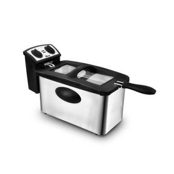 harga Oxone Penggorengan Listrik Deep Fryer OX 989 N - Putih Lazada.co.id