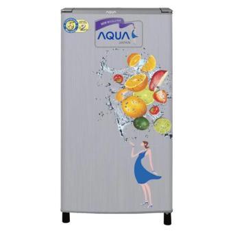 Aqua - Kulkas 1 pintu Aqr D 179 (S) - Silver