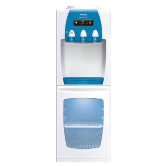 Sanken Water Dispenser HWD-895SUV - Putih Biru - Khusus Jabodetabek