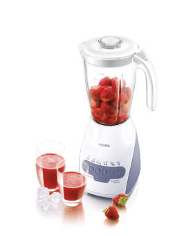 Philips HR2116 Blender - Putih