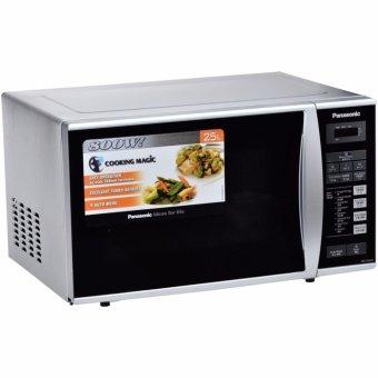 Panasonic - Portable Microwave NNGT353MTTE