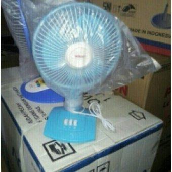 Sogo - Kipas angin meja 8 Inch SG-808 - Blue