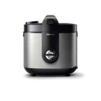 Philips Rice Cooker - HD3128 / 33-Black