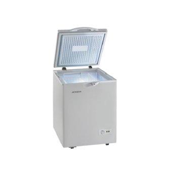 Modena Freezer Box MD 10 - Chest Freezer 100 Liter - 63 cm - Abu-Abu
