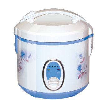 Sanken SJ111 Magic Com - 1 Liter - Biru