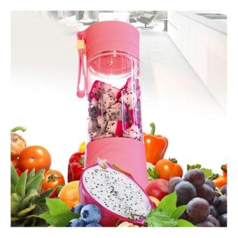 Universal Portable Blender Juicer Cup Mini Electric 380 ML Rechargeable