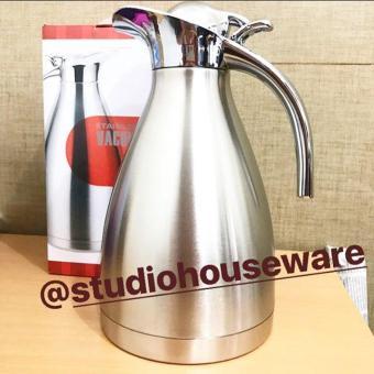 Coffee Pot / Teko Kopi Stainless 2000ml