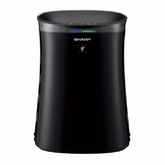 Sharp FP-GM50Y-B Air Purifier with mosquito catcher - 40m - Plasmacluster Ion 7000 - Hitam