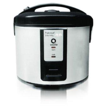 Oxone OX-252 Professional Rice Cooker 1.8 L - Hitam