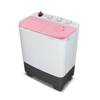 Sanken Mesin Cuci Twin Tub 7Kg TW-8630PK/TG (Pink/Biru) - Khusus JABODETABEK