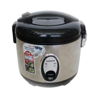 Sanken SJ-135SP Rice Cooker 1 L - Silver