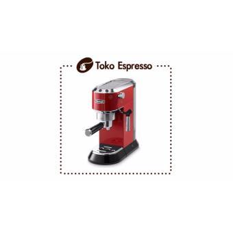 DeLonghi - Espresso Machine Coffee Maker Portafilter EC 680 Red