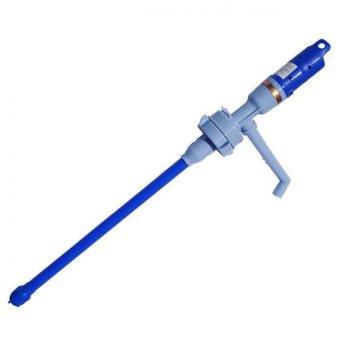 Q2 Pompa Galon Elektrik Baterai - Biru