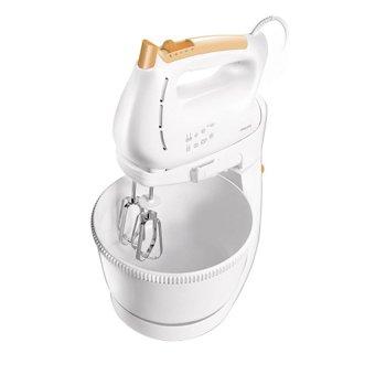 Philips Stand Mixer 200 W - HR-1538/80 - Putih/Orange