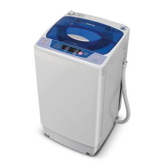 Sanken AW-S835 Mesin Cuci Top Loading 6,5 Kg - Biru