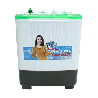 Sanken Washing Machines Mesin Cuci 2 Tabung Twin Tub TW8700