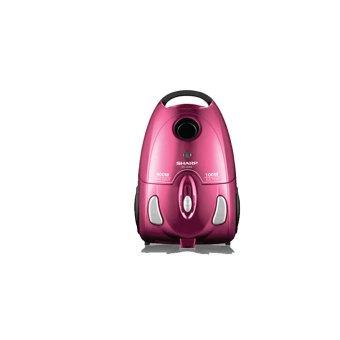 Sharp Vacuum Cleaner 400 Watt - EC-8305-P - Pink-Khusus Jabodetabek