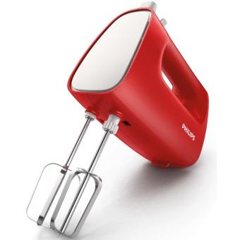 Philips Hand Mixer New HR1552/10 - Merah
