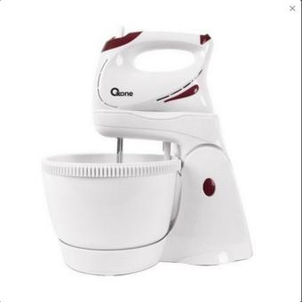 Oxone Hand Mixer with Bowl & Stand Hitam OX-833-B