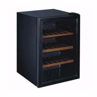 Gea Wine Cooler / Kulkas Pendingin Wine Xw - 85 - Hitam