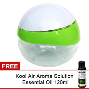 Aromatalks Air Revitalisor Candy Color Air Purifier 108c Ungu Gratis Kool Air Aroma Solution 30ml - Daftar Update Harga Terbaru Indonesia