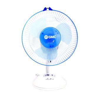 GMC Kipas Angin Meja/Desk Fan 9 Inch-Putih