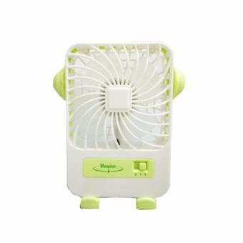 Maspion MF-03 Portable USB Mini Fan - Pink /Hijau /Biru