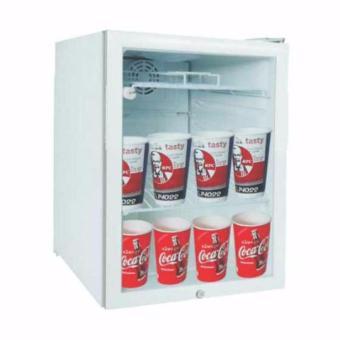 GEA Mini Showcase Display Cooler 50 Lt - EXPO-50 - Putih - Khusus Jabodetabek
