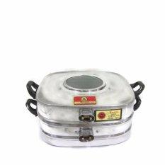 King Queen Electric Baking Pan Oven Kue Lapis 450 Watt Size S