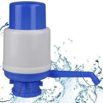 leegoal Manual Hand Press Water Pump For 3-5 Gallon Bottle - intl