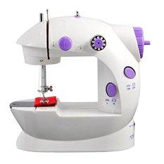 Mini Sewing Machine Portable SM-202A - Mesin Jahit Mini - Putih